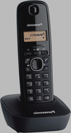 Review de panasonic inalambricos telefonos kx-tg1611